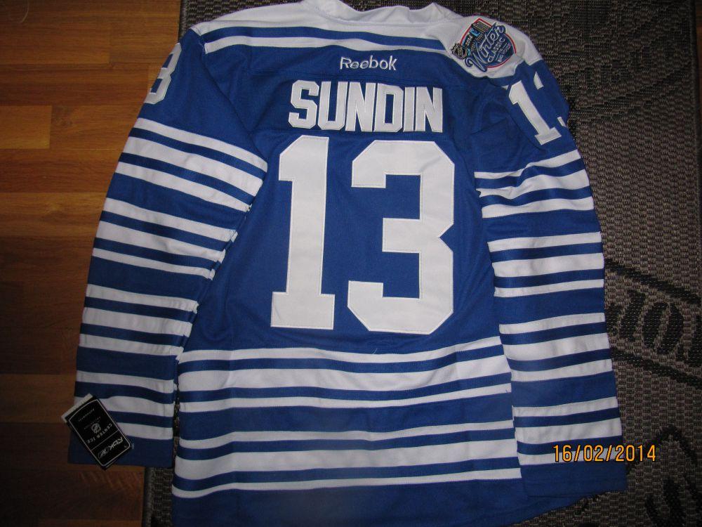 NHL matchtröjor