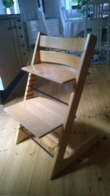 Stokke barnstol