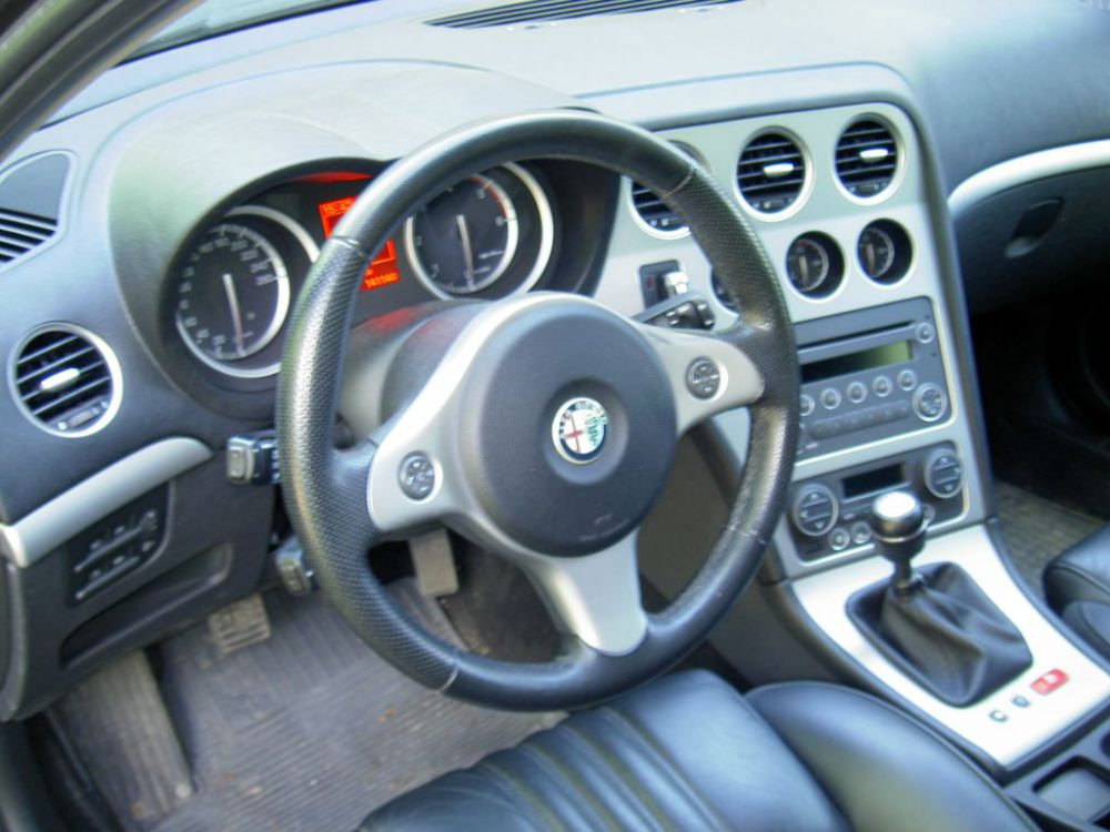 Alfa Romeo 159 1.9 JTDM SW