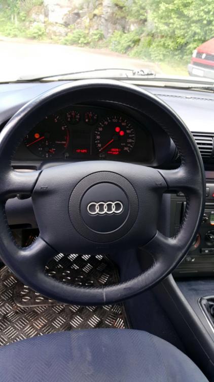 Audi A4 Quattro 1,8 t