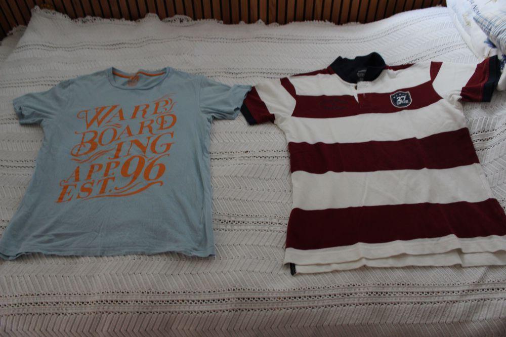 8 t-shirts herr strl M