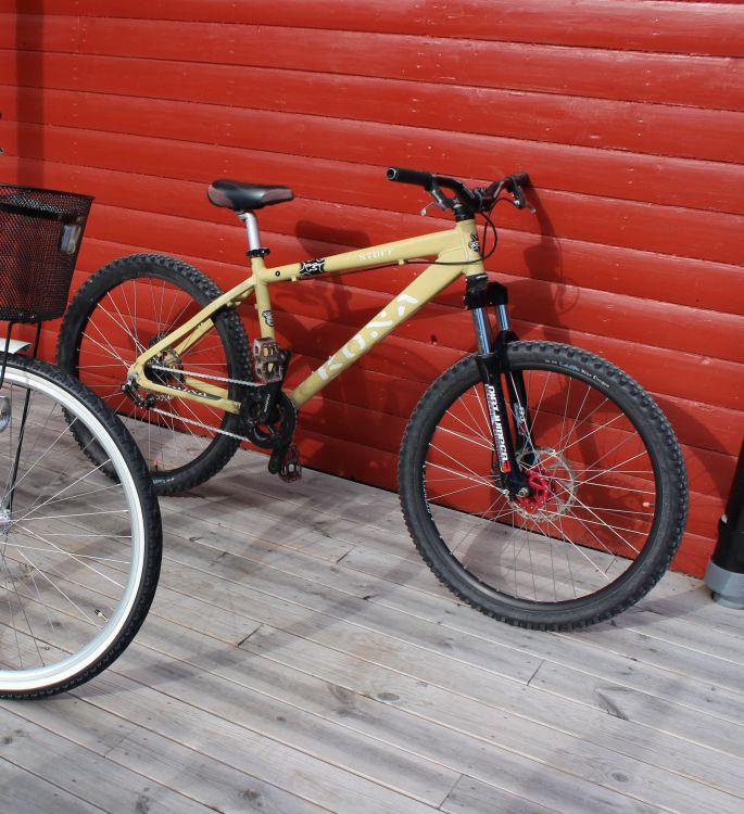 Kona cykel 26