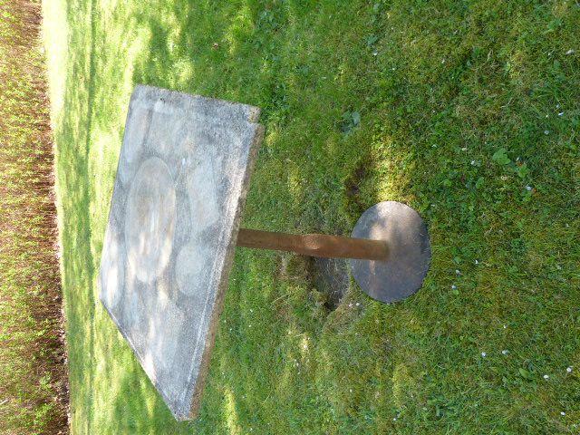Cementsaker till trädgården