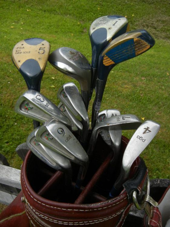 Golfklubbor