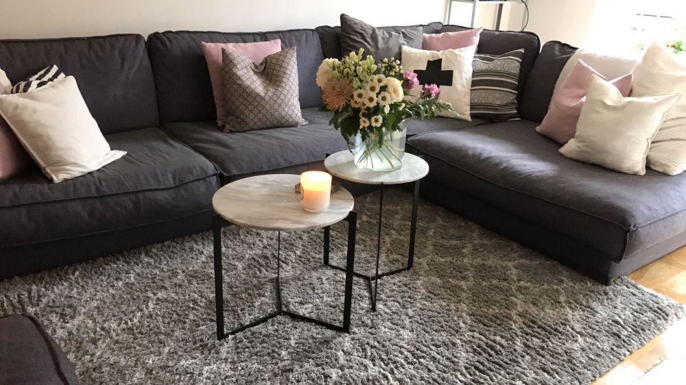 Cloud-soffa & fotpall. - Möbler & Inredning i Ljungby med stolar ...