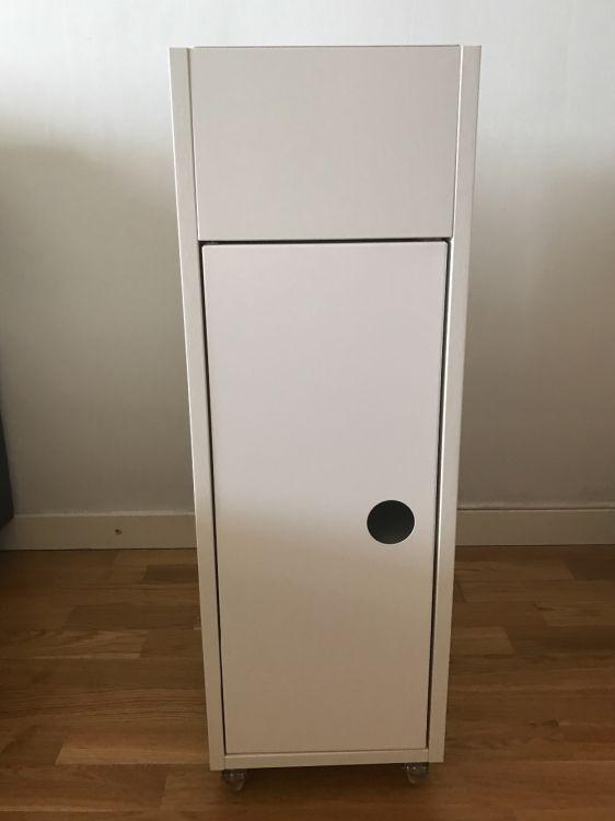 IKEA KLAMPEN rullvagn