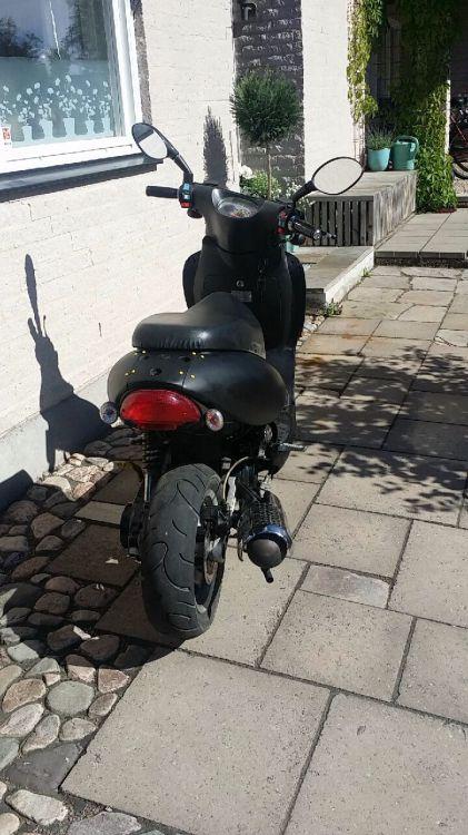 Baotian Moped