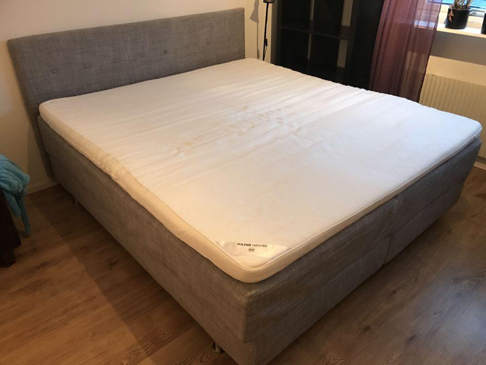Säng från IKEA, Årviksand
