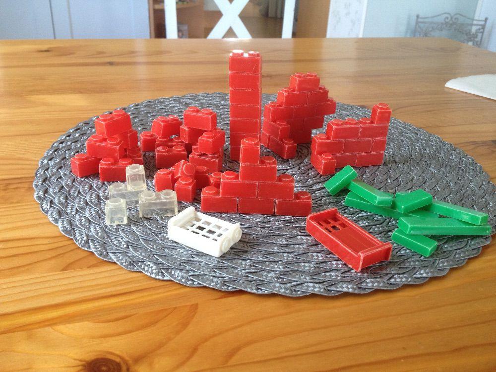 Nostalgi : Byggklossar - före Legos tid
