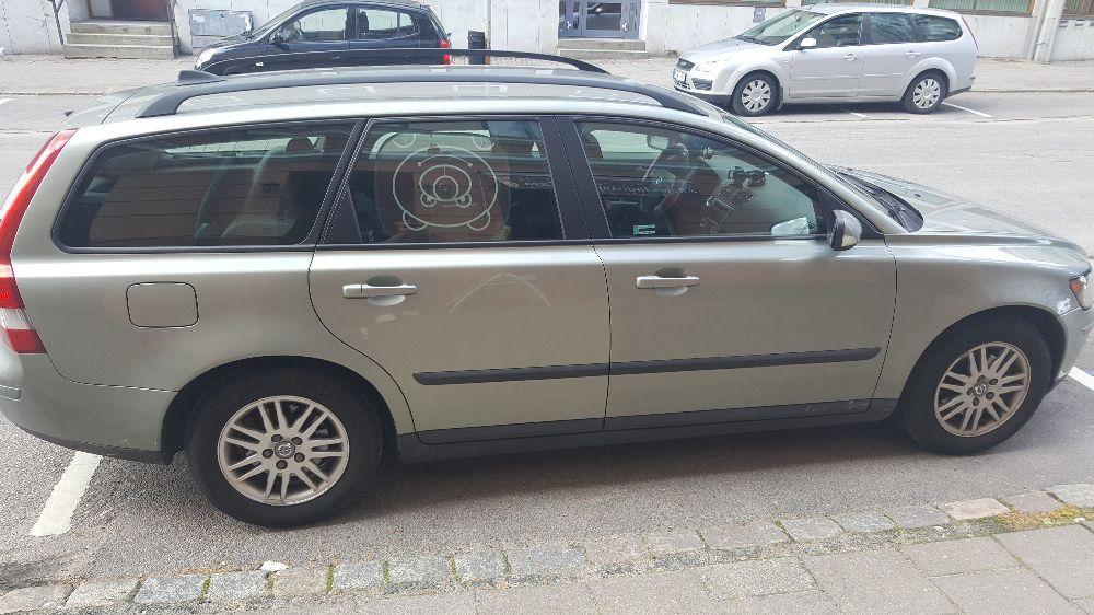 Volvo v50 bil