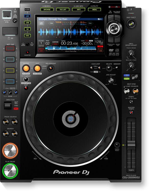 PIONEER CDJ- 2000NX2 X 2 & DJM NXS2