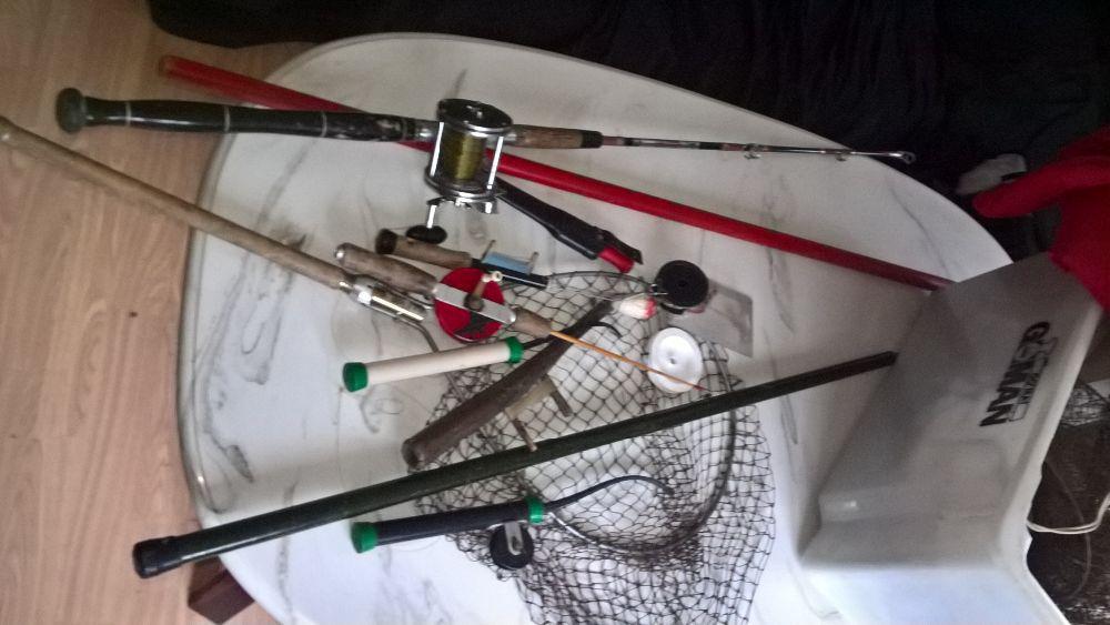 Billiga fiskegrejer