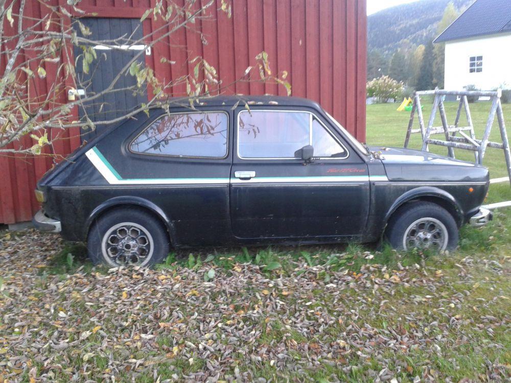 Fiat 127 corza 1977