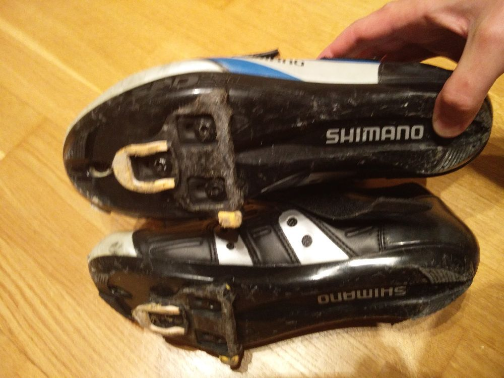 Cykelskor Shimano SPD SL