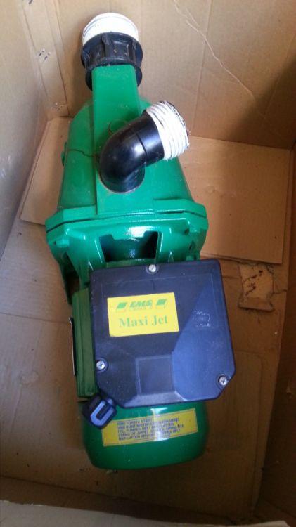 Pumpautomat Maxijet