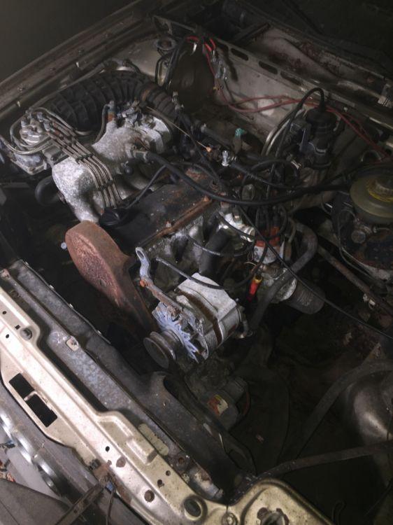 Audi 80 1.8s -87