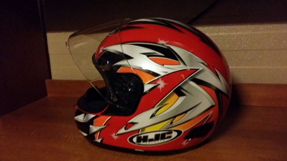 Moped/Mc Hjälm