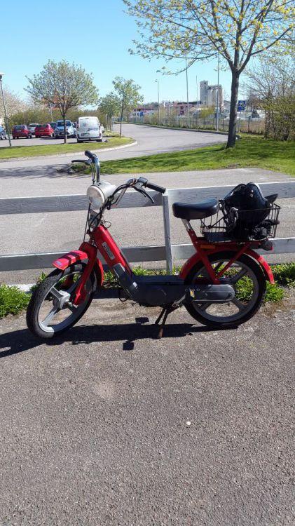 Moped till salu