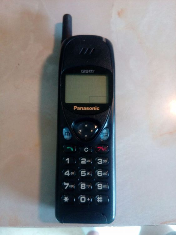 RETRO MOBILTELEFON PANASONIC GSM.     UDDEVALLA