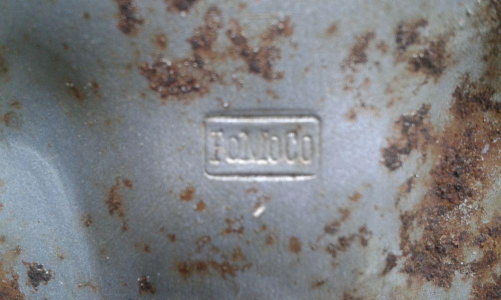 Ford Escort MK1 Fälgar 4x12 tum