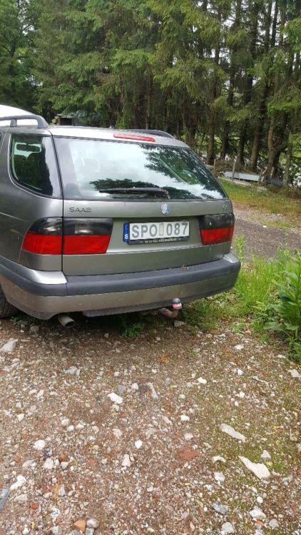 Säljer Saab 9.5