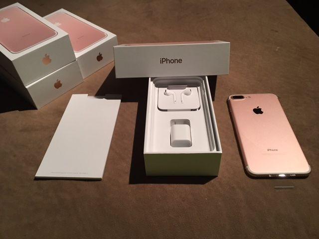 Apple iPhone 7, 7 Plus, 6s  32GB/128GB/256GB