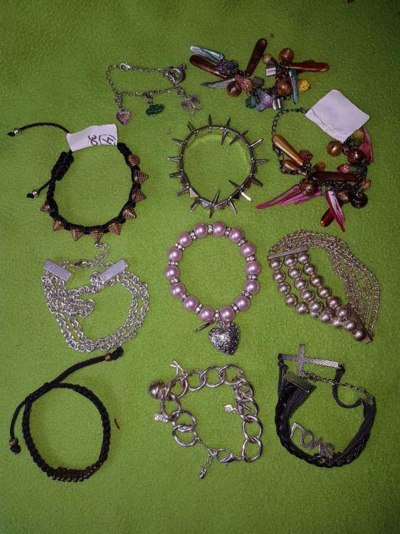 Div.smycken äkta o oäkta