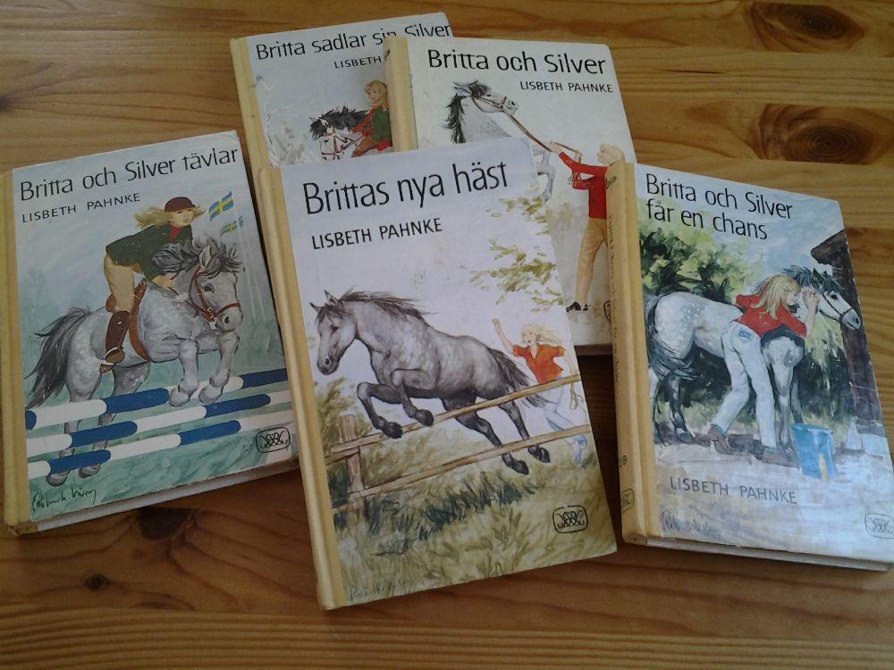 För Dig som gillar hästar -bokpaket