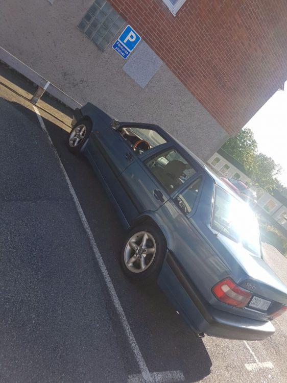 Volvo 850 glt 97a besiktad pch skattad