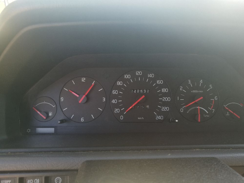 Volvo 944 turbo automat