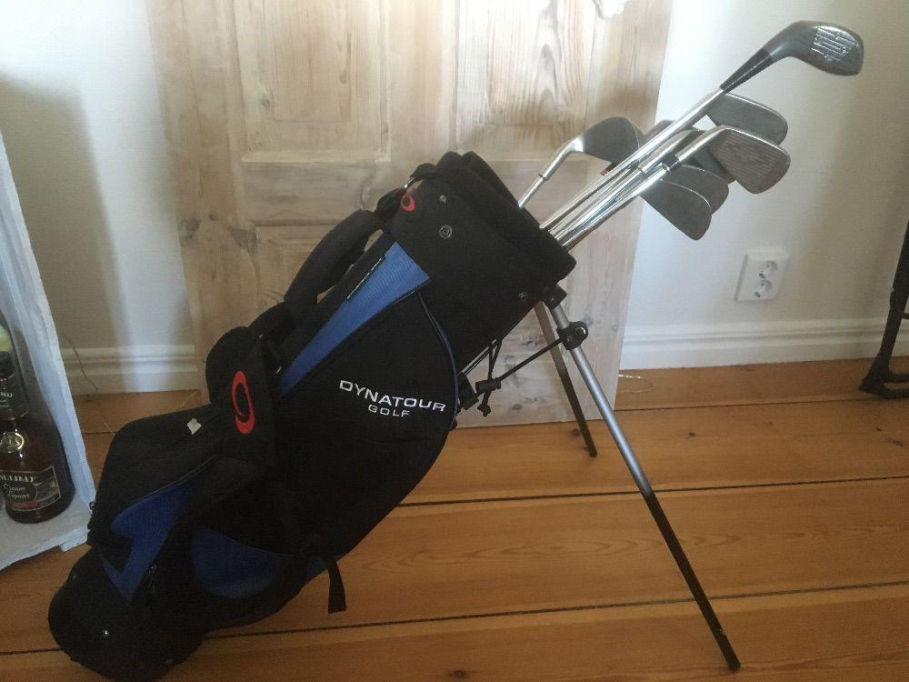 Nybörjarset golf för barn