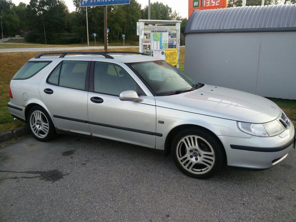 Saab 9-5 2,3T 2003