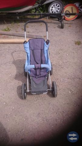 Barnvagnar o sittvagn mm
