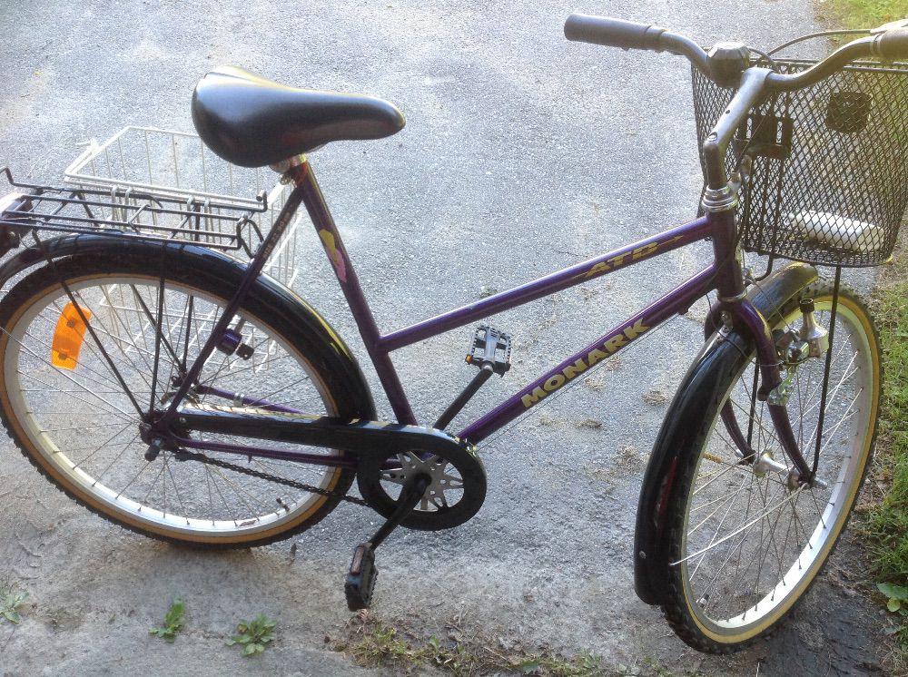 Två fina cyklar