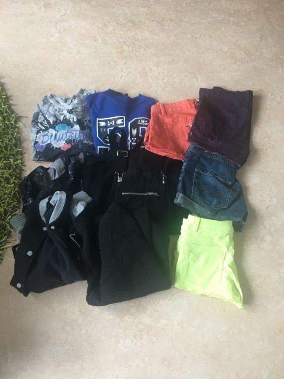 Klädpaket XS-S