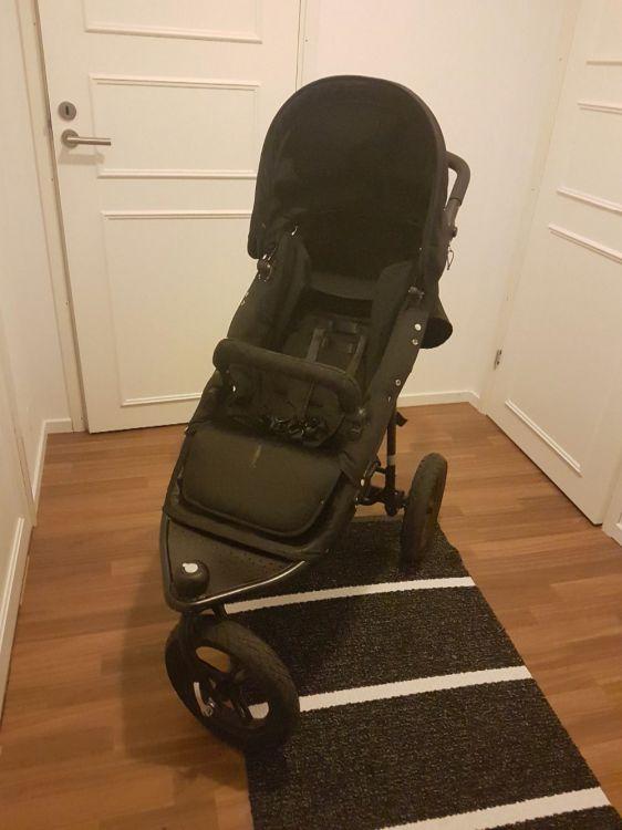 BabyTravel Barnvagn