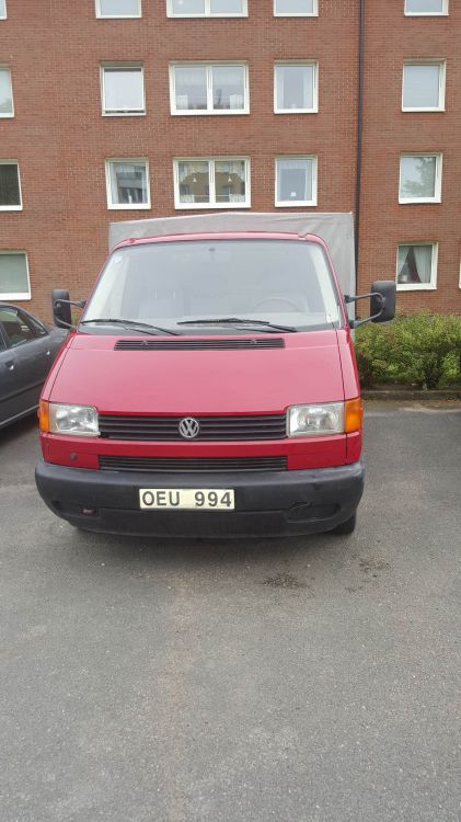 VW TRANSPORTER 19TD PICK UP