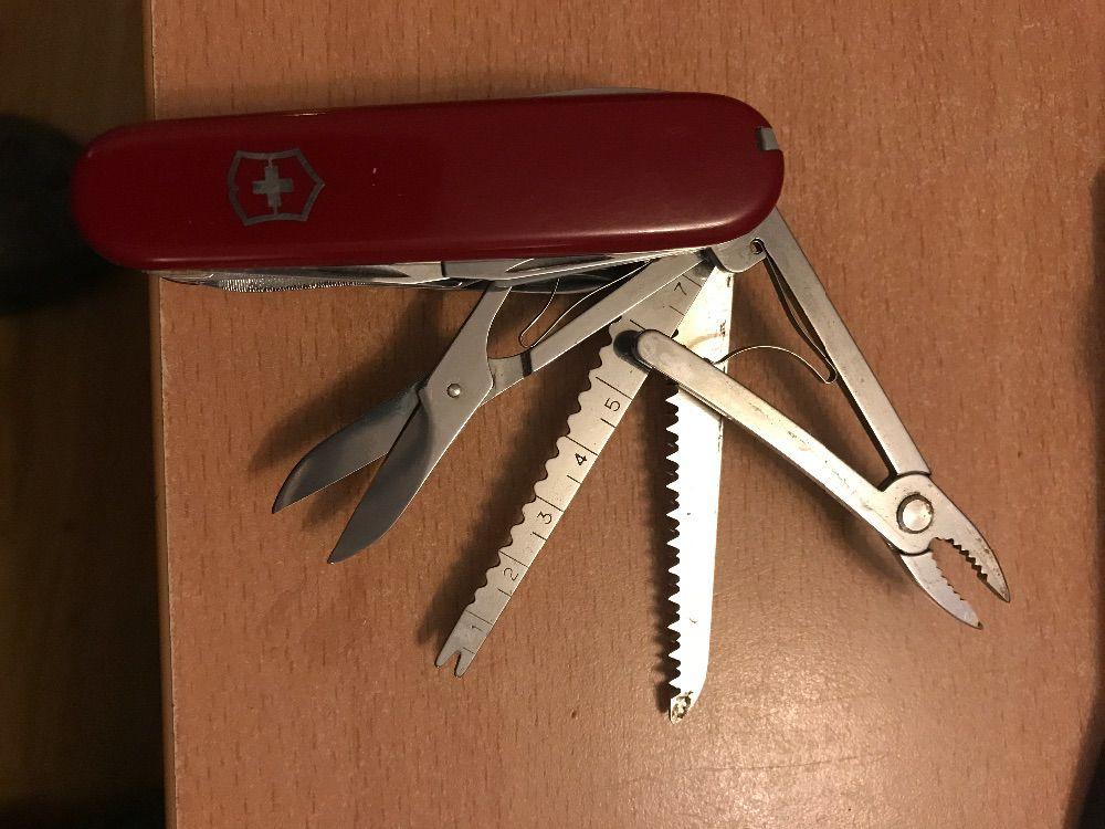 äkta Victorinox swiss kniv