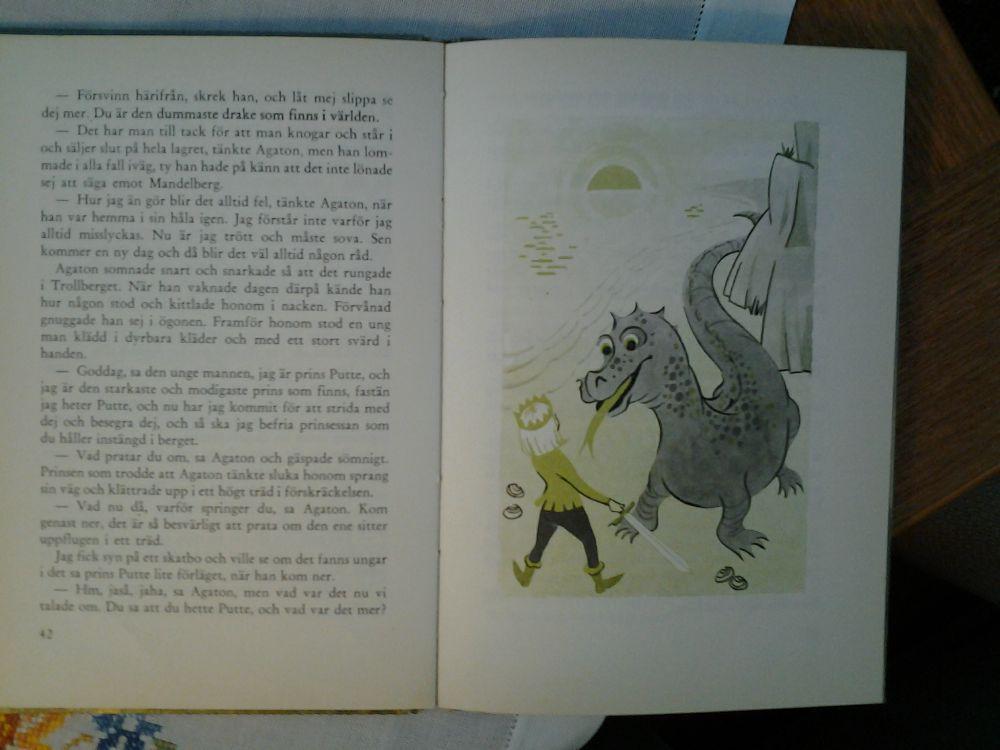 Truls i Tulipanialand - av Lennart Kjellgren
