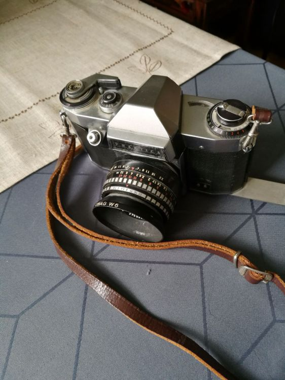 Praktika kamera 70 tal?