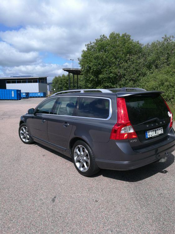 Volvo v70 -08 summum