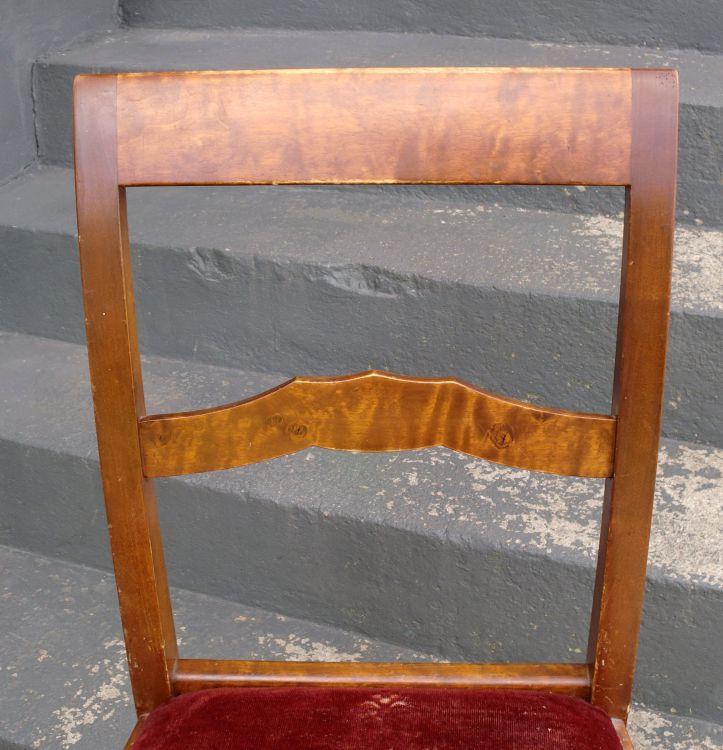 2 st stolar, Karl Johan, Jugend