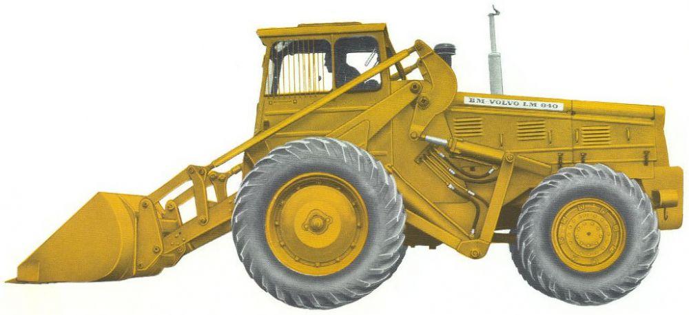 Lastmaskin eller Grävmaskin Köpes