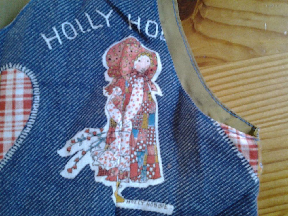 Holly Hobbie är tillbaka - fodrad väst
