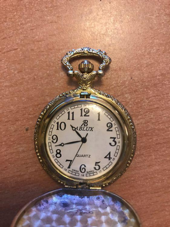Fickur klocka ABLUX