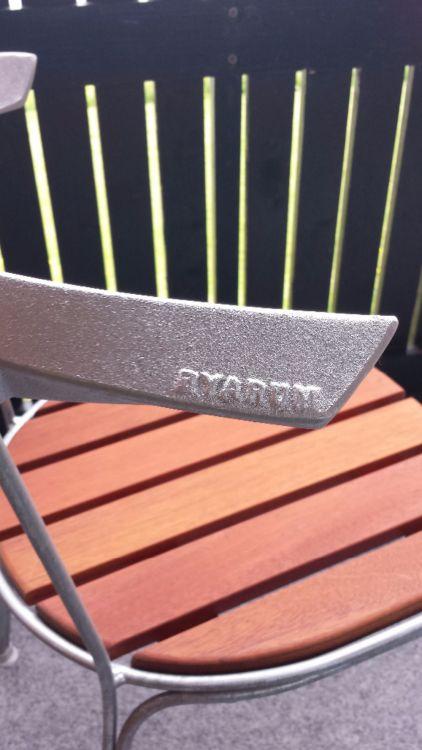 Stolar, 4 st Byarums bruk, model Dover