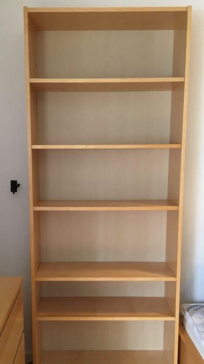 Säng Malm, Billy bokhylla Möbler& Inredning i Karlstad med stolar, soffa, soffbord, tv bänk