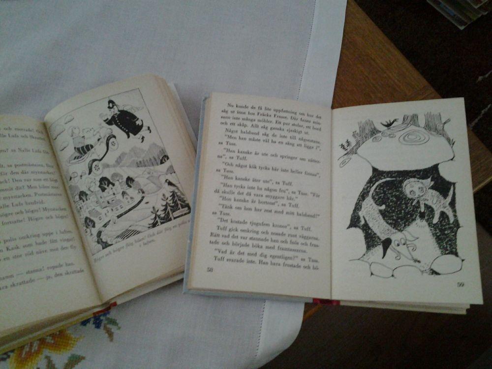 2 böcker av Gösta Knutsson