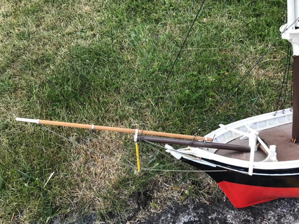 Modellbåt