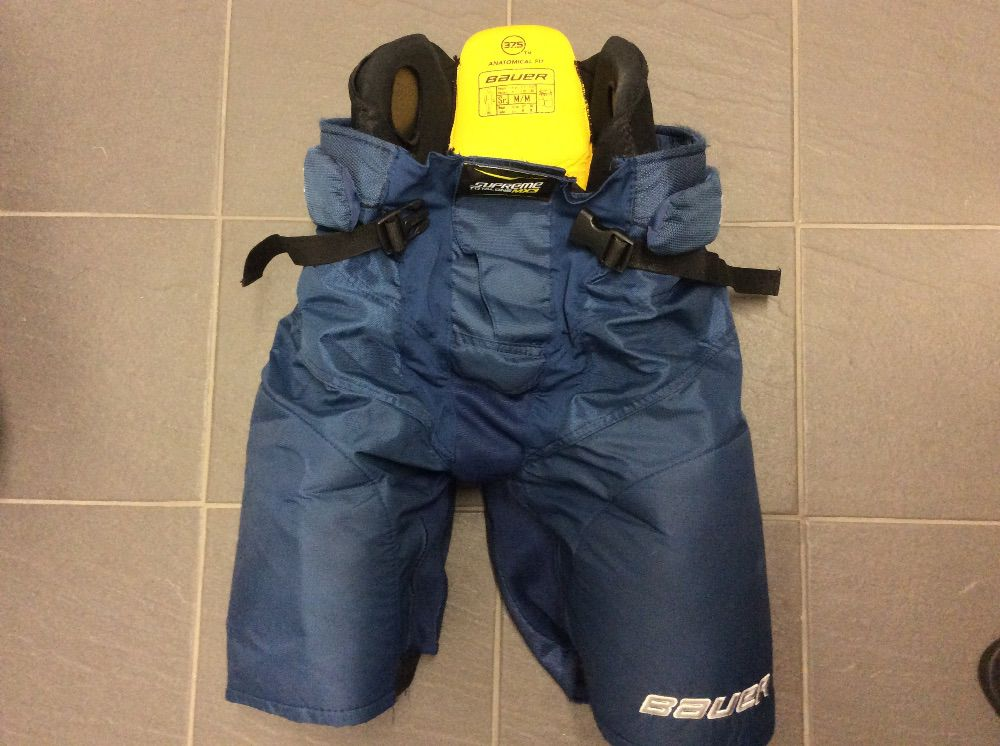 Hockeyskydd från Bauer